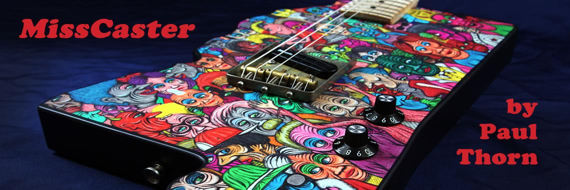 MissCaster Guitar Banner 1