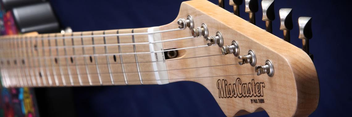 MissCaster Guitar Banner 2