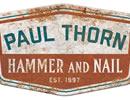 Hammer & Nail Fridge Magnet